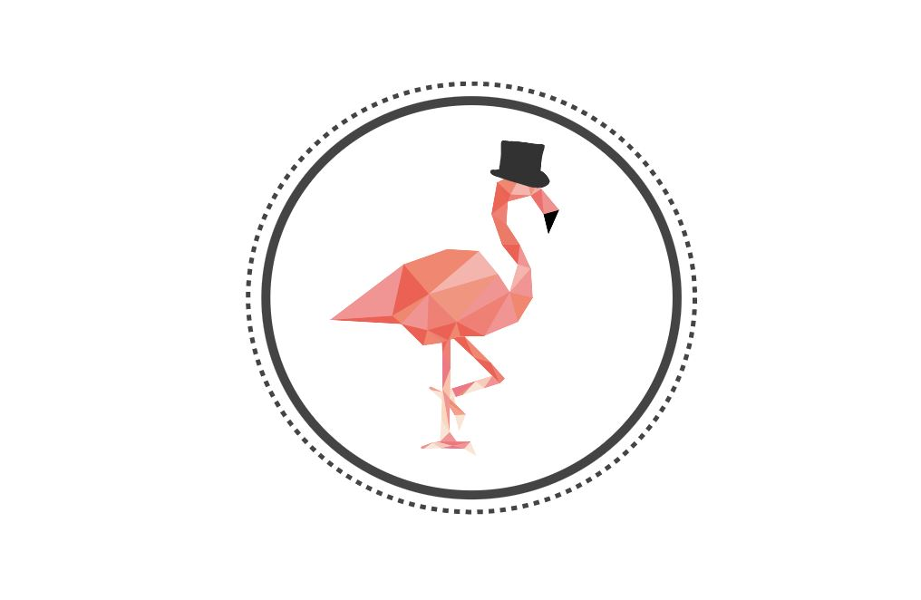 SVG Animated Poly Bird